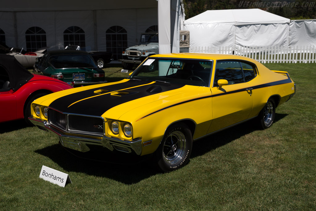 Buick GSX Stage 1 - Chassis: 446370H272905   - 2015 Monterey Auctions
