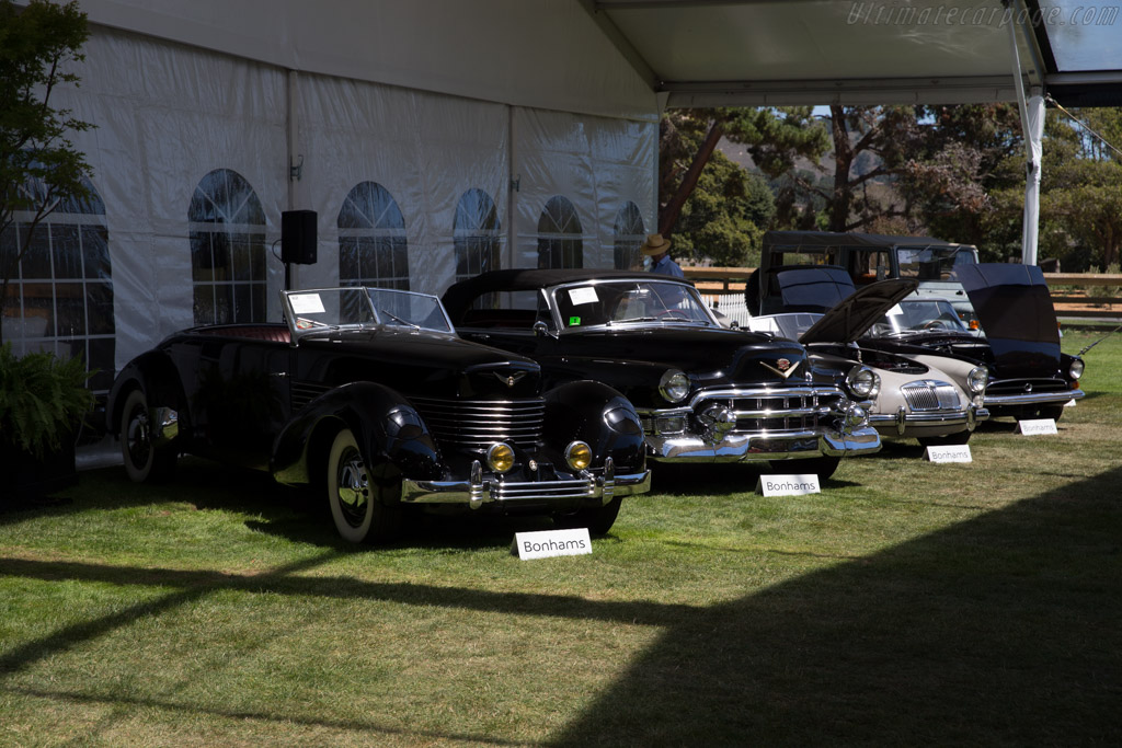 Cord 812 Phaeton - Chassis: 1814H   - 2015 Monterey Auctions