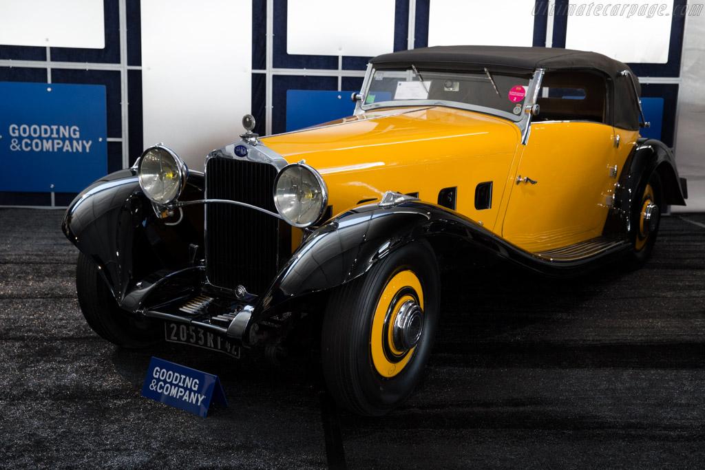 Delage D8S Pourtout - Chassis: 38237   - 2015 Monterey Auctions