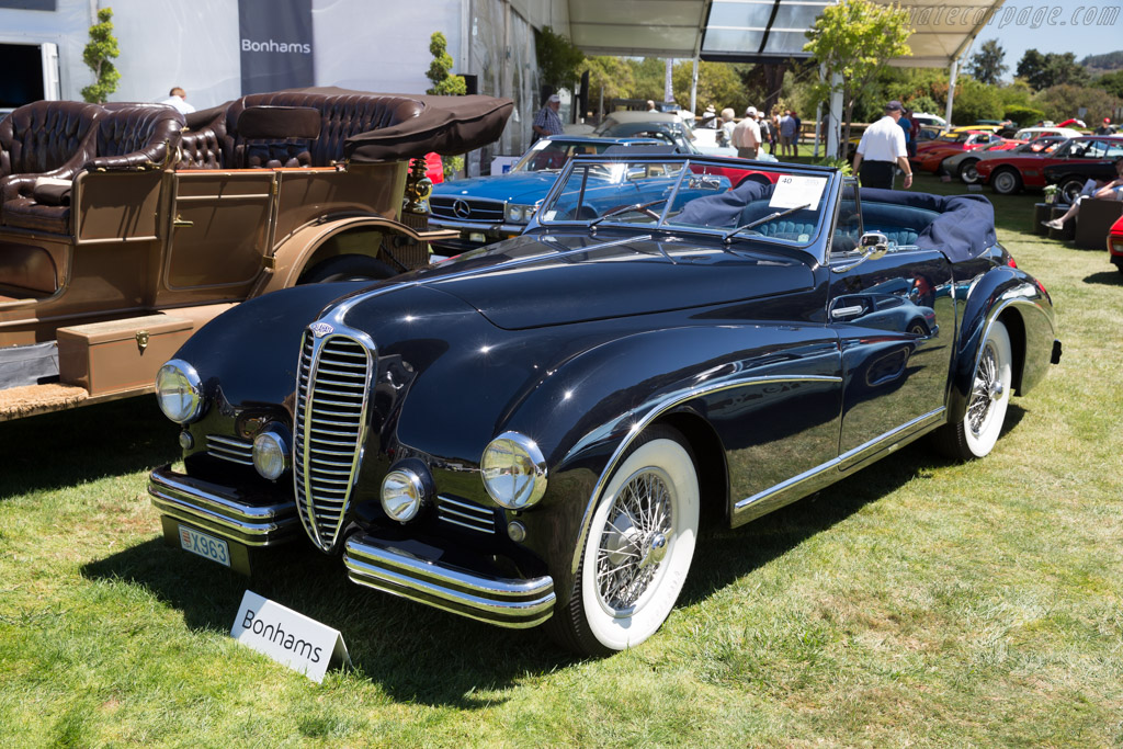 Delahaye 135 M Guillore Cabriolet - Chassis: 801636   - 2015 Monterey Auctions