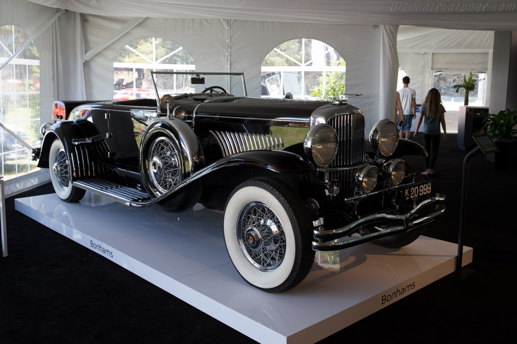 Duesenberg J Murphy Disappearing Top Roadster - Chassis: 2346 J-330   - 2015 Monterey Auctions