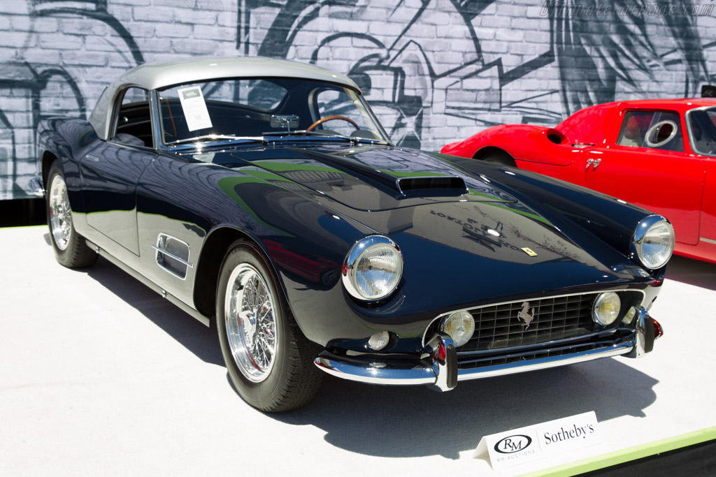ferrari 250 gt swb california spider chassis 1307gt 2015 monterey. Cars Review. Best American Auto & Cars Review