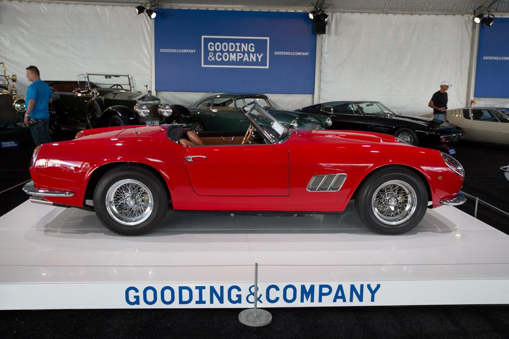 Ferrari 250 GT SWB California Spider - Chassis: 3095GT   - 2015 Monterey Auctions
