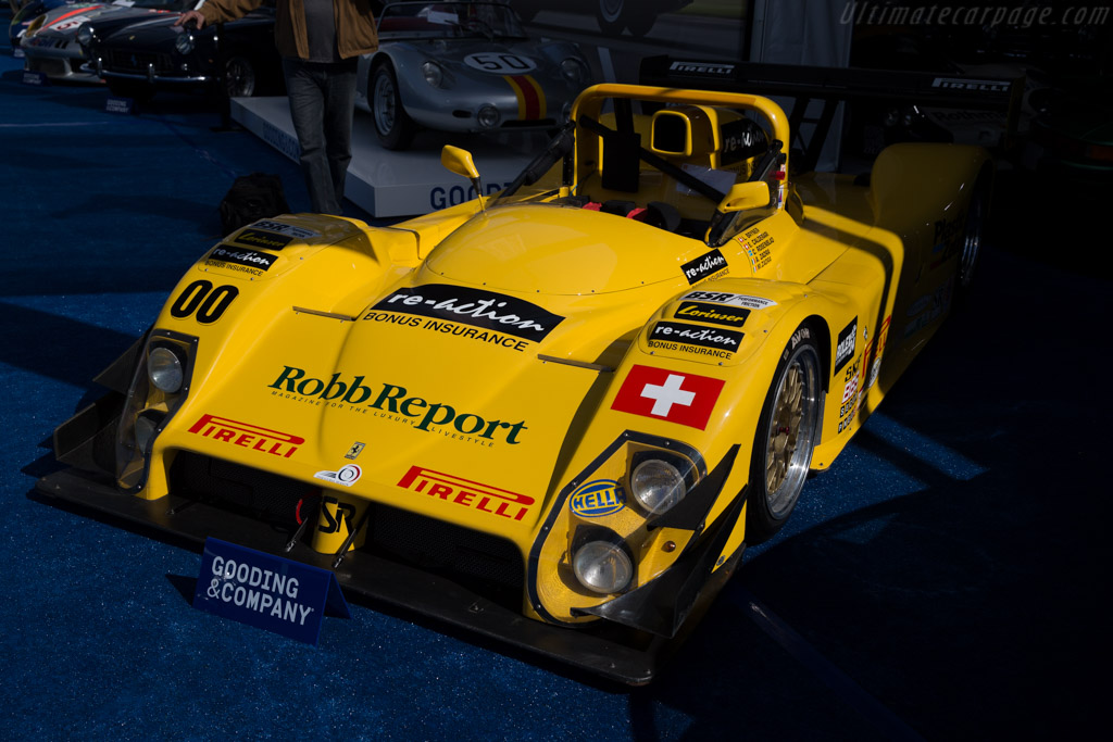 Ferrari 333 SP - Chassis: 020   - 2015 Monterey Auctions