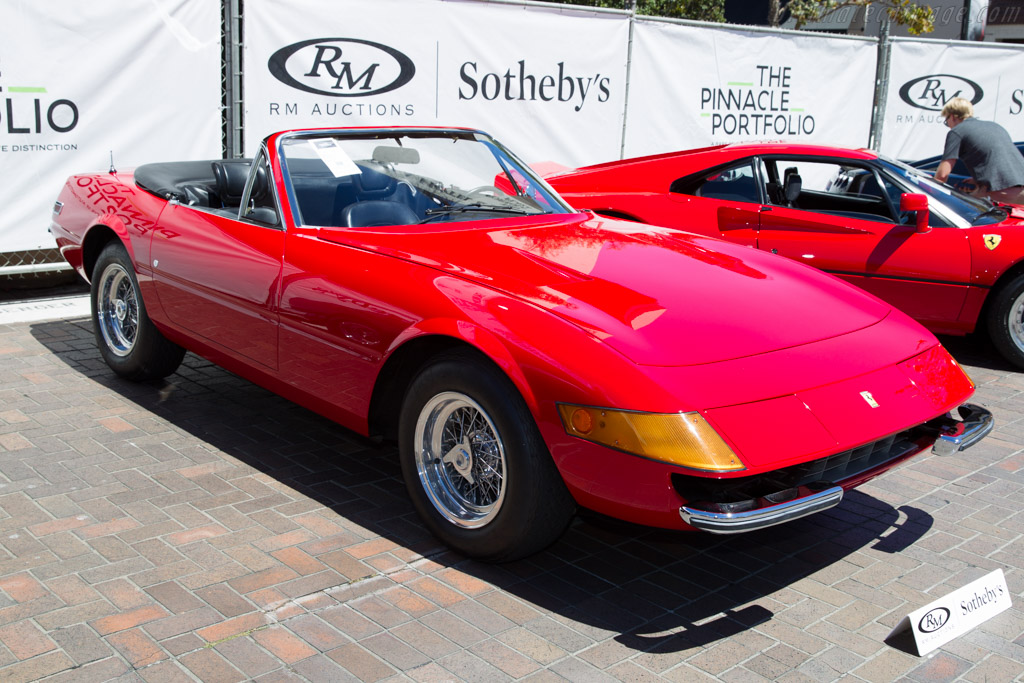 Ferrari 365 GTS/4 Daytona Spider - Chassis: 16223   - 2015 Monterey Auctions