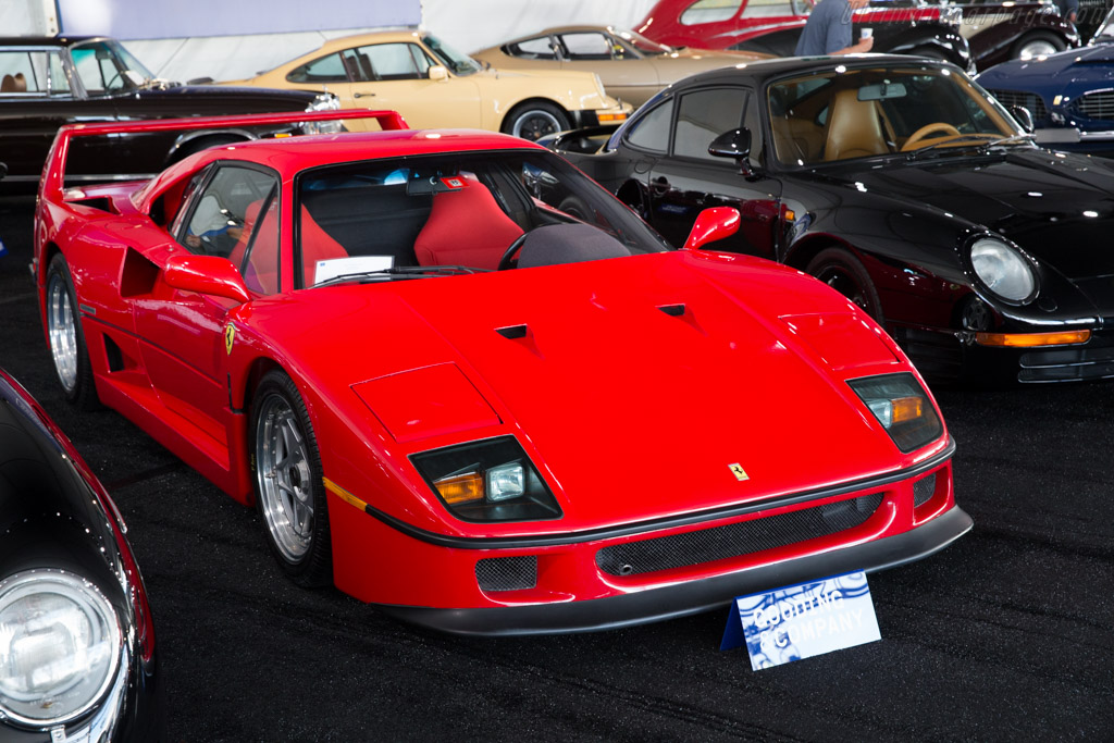 Ferrari F40 - Chassis: 92978   - 2015 Monterey Auctions