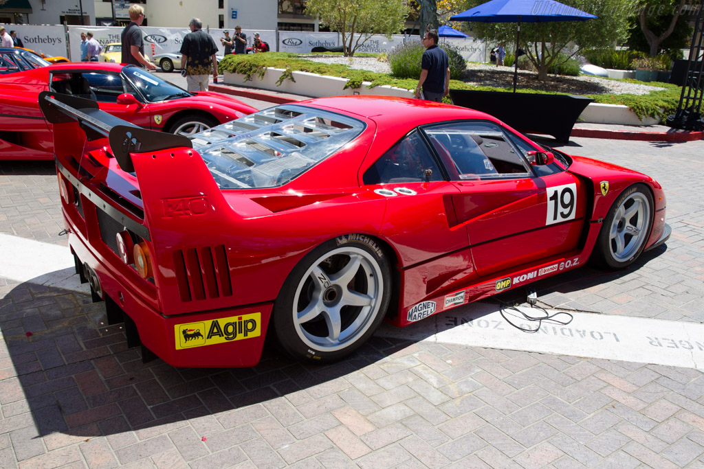 Ferrari F40 LM - Chassis: 97904   - 2015 Monterey Auctions