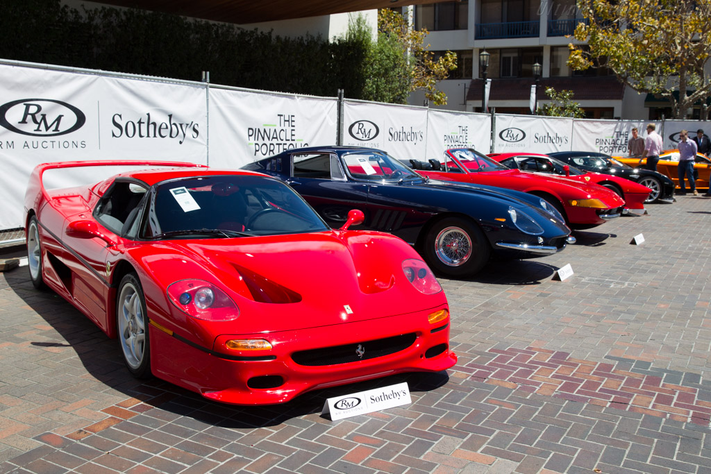 Ferrari F50 - Chassis: 104063   - 2015 Monterey Auctions