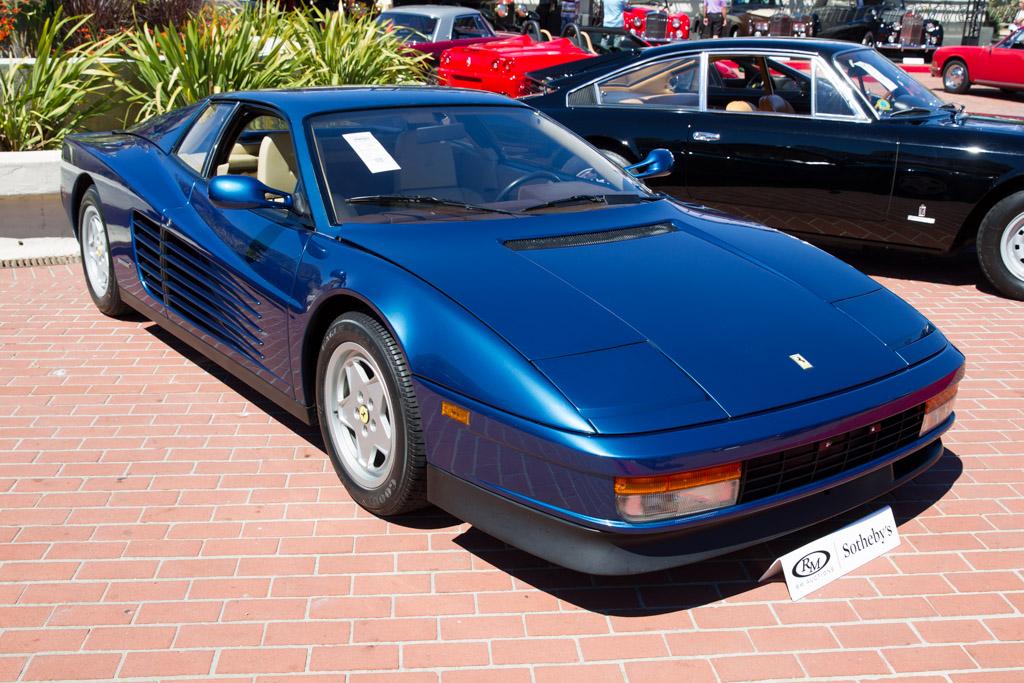 Ferrari Testarossa - Chassis: 82752   - 2015 Monterey Auctions
