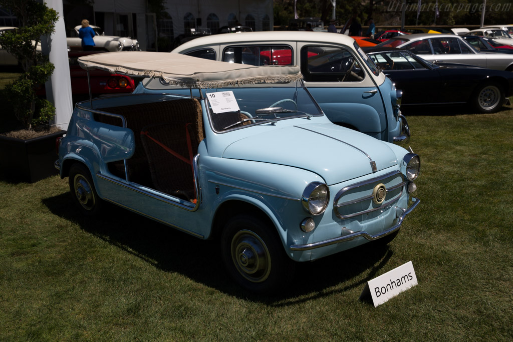 Fiat 600 Jolly - Chassis: 100.626268   - 2015 Monterey Auctions