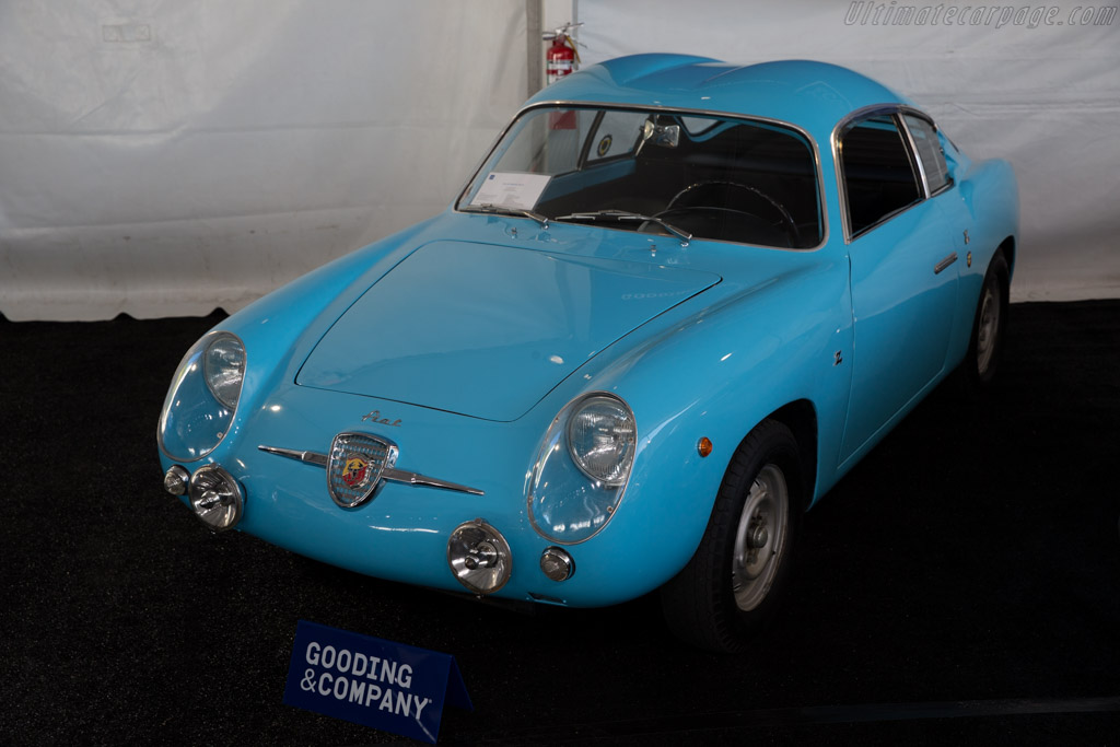 Fiat Abarth 750 GT - Chassis: 100585940   - 2015 Monterey Auctions
