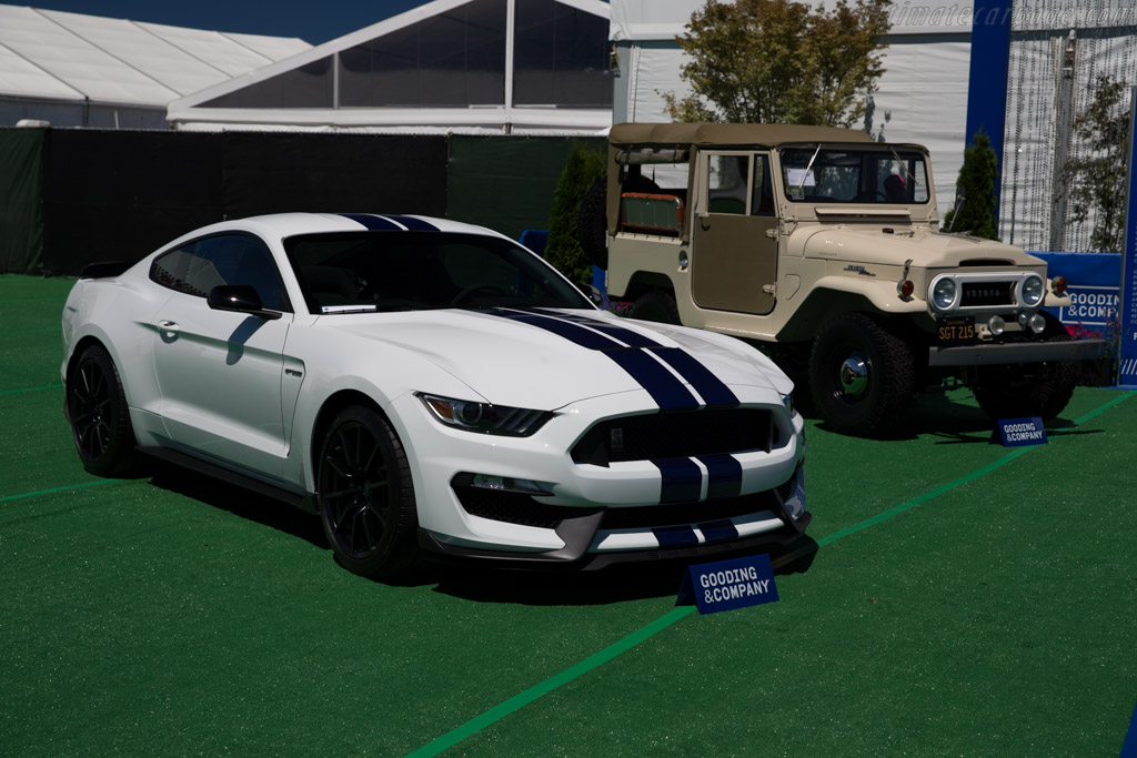 Ford Shelby Mustang GT350 - Chassis: 1FA6P8JZ7G5200135   - 2015 Monterey Auctions