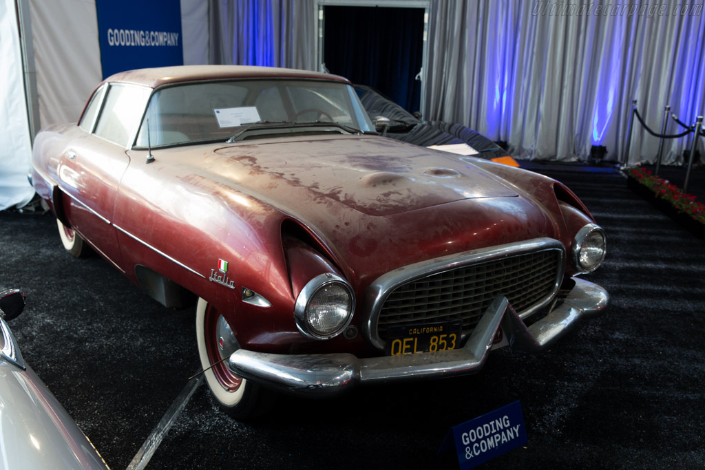 Hudson Italia - Chassis: IT10024   - 2015 Monterey Auctions
