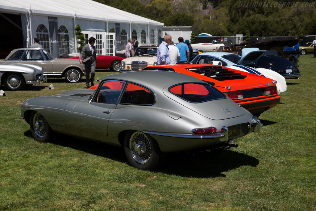 Jaguar E-Type S2 Coupe - Chassis: 1E32420   - 2015 Monterey Auctions