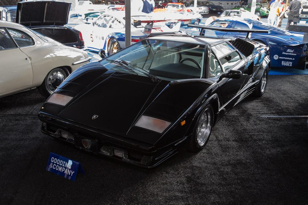 Lamborghini Countach 25th Anniversary - Chassis: ZA9C005A0KLA12973   - 2015 Monterey Auctions