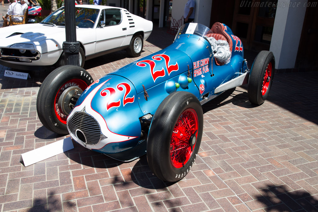 Lesovsky Indianapolis Special - Chassis: 3   - 2015 Monterey Auctions
