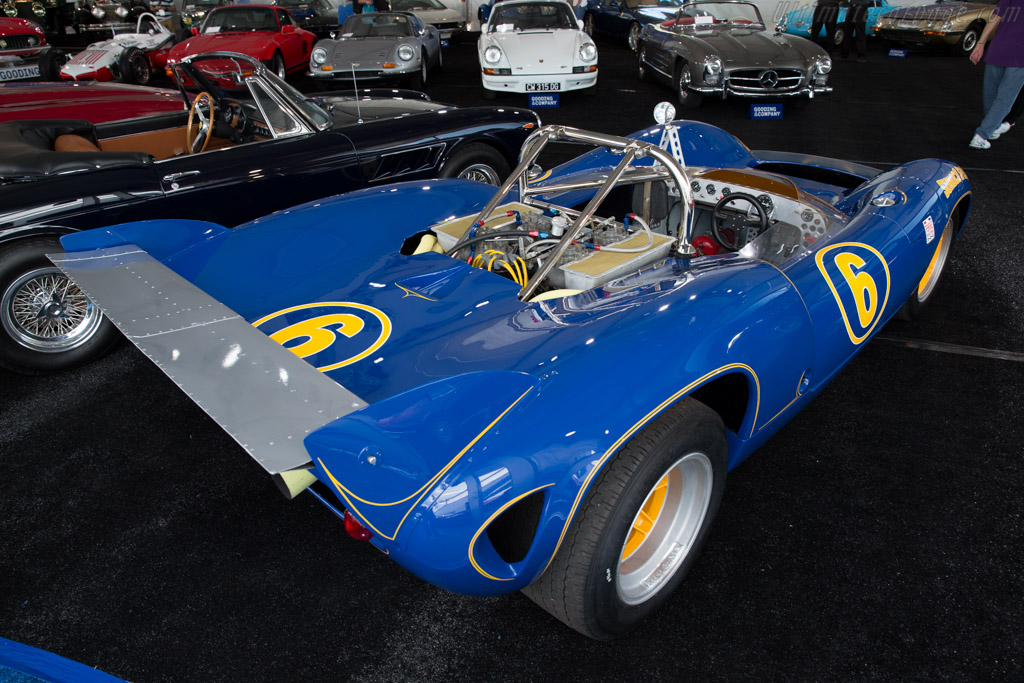 Lola T70 Spider - Chassis: SL71/47   - 2015 Monterey Auctions