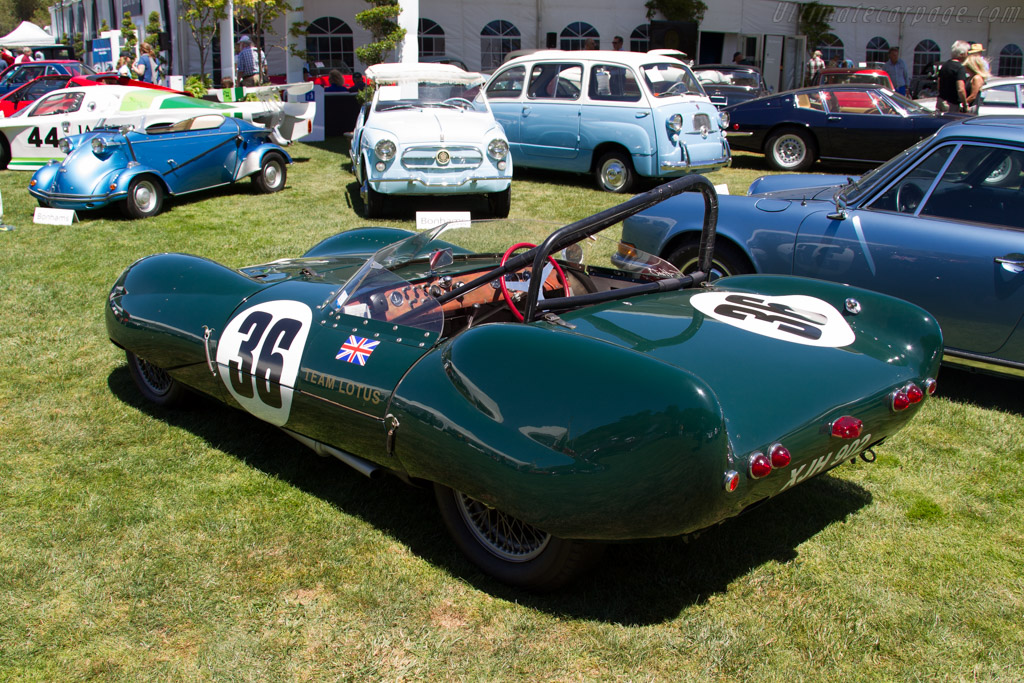 Lotus Eleven - Chassis: 210   - 2015 Monterey Auctions