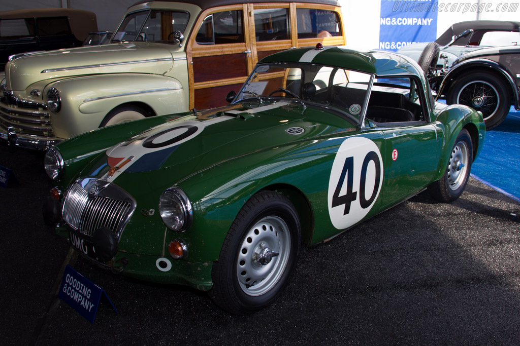 MG A TC - Chassis: YD2/2571   - 2015 Monterey Auctions