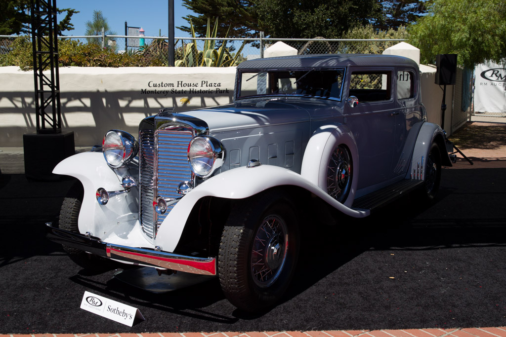 Marmon Sixteen LeBaron Victoria Coupe - Chassis: 16 143 907   - 2015 Monterey Auctions