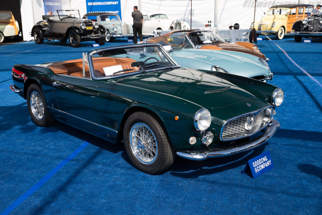 Maserati 3500 GT Spider - Chassis: AM101.1121   - 2015 Monterey Auctions