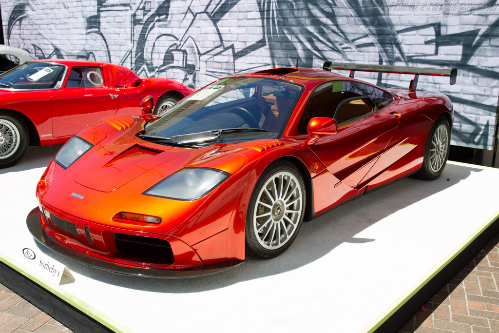 McLaren F1 - Chassis: 073   - 2015 Monterey Auctions
