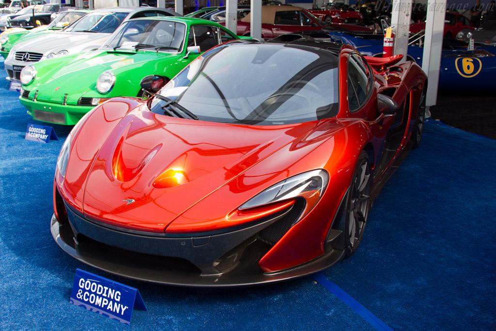 McLaren P1 - Chassis: SBM12ABA2FW000220   - 2015 Monterey Auctions