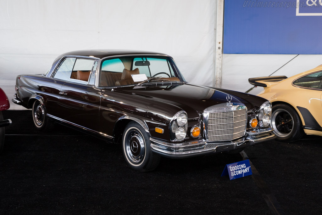 Mercedes-Benz 280 SE 3.5 Coupe - Chassis: 111.026.12.003256  - 2015 Monterey Auctions