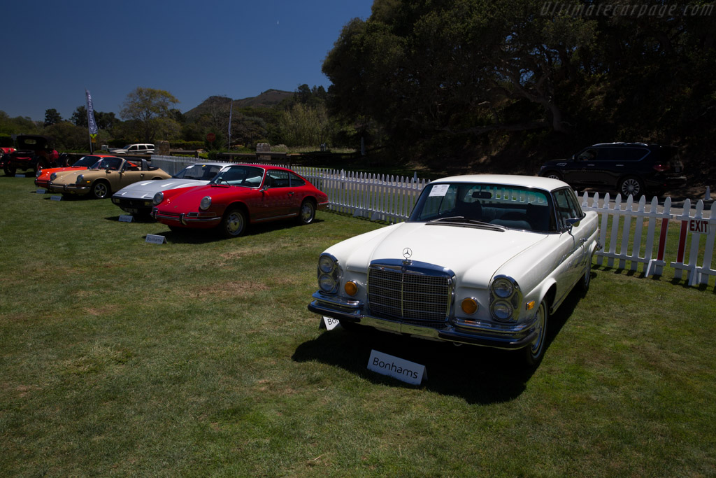 Mercedes-Benz 280 SE 3.5 Coupe - Chassis: 111.026.12.002949   - 2015 Monterey Auctions