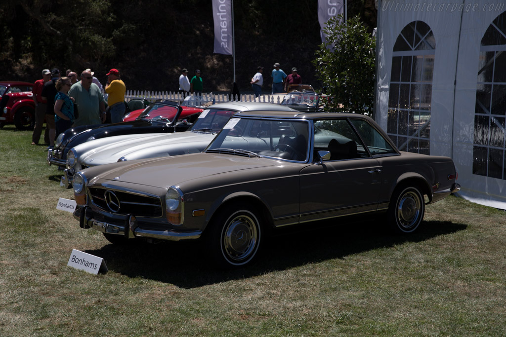 Mercedes-Benz 280 SL - Chassis: 113.044.12.019017   - 2015 Monterey Auctions