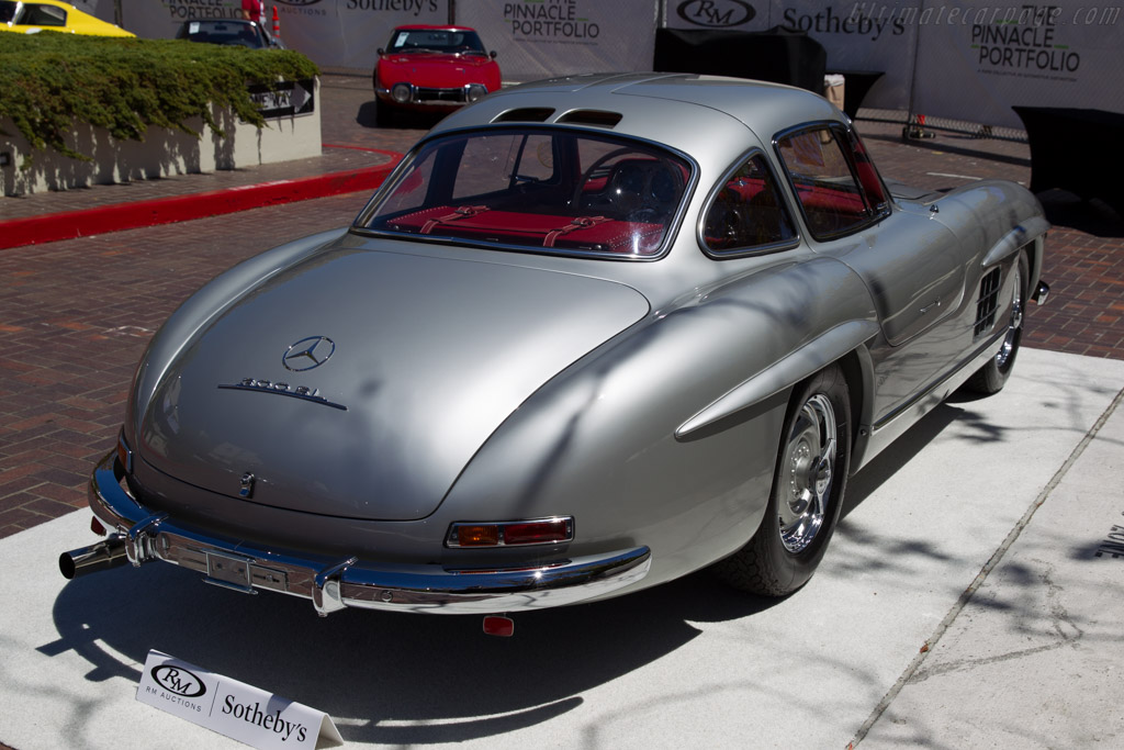 Mercedes-Benz 300 SL Alloy Coupe - Chassis: 198.043.5500786   - 2015 Monterey Auctions