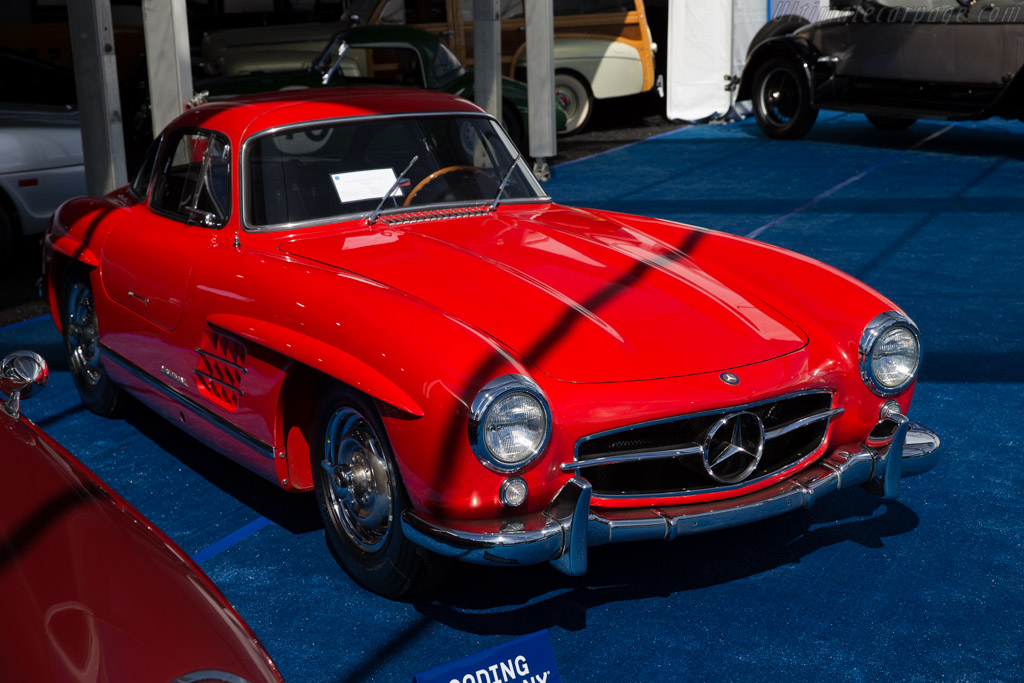 Mercedes-Benz 300 SL Coupe - Chassis: 198.040.5500628   - 2015 Monterey Auctions