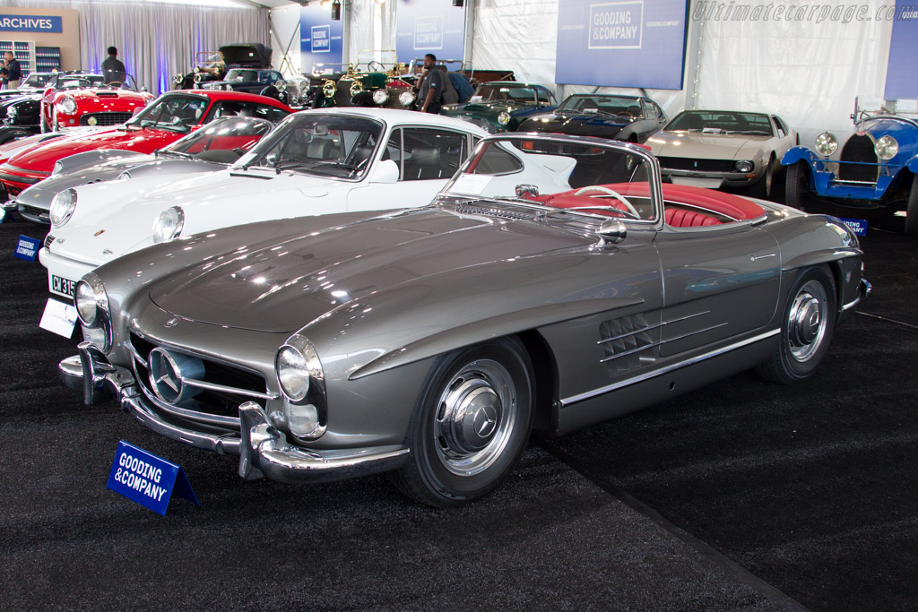 Mercedes-Benz 300 SL Roadster - Chassis: 198.042.10.002486   - 2015 Monterey Auctions