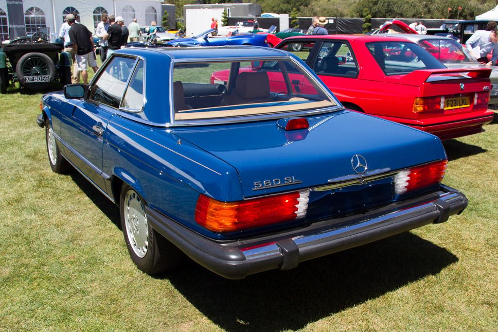 Mercedes-Benz 560 SL - Chassis: WDBBA48D5HA070814   - 2015 Monterey Auctions