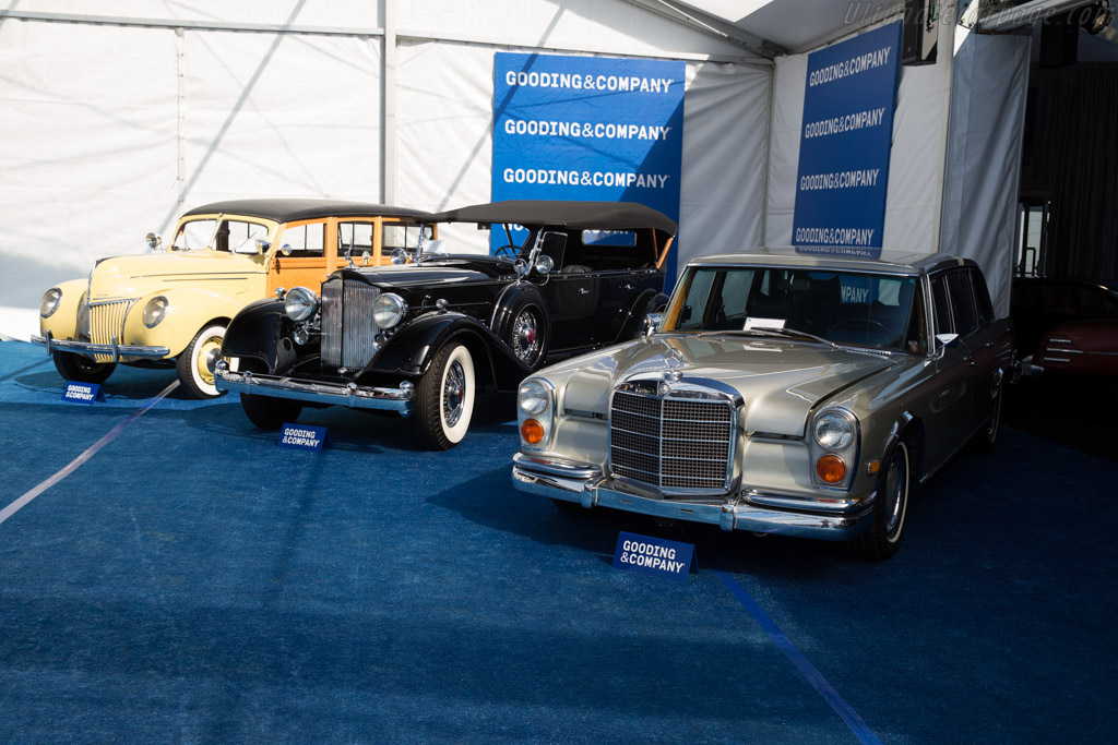 Mercedes-Benz 600 SWB - Chassis: 100.012.12.001633   - 2015 Monterey Auctions