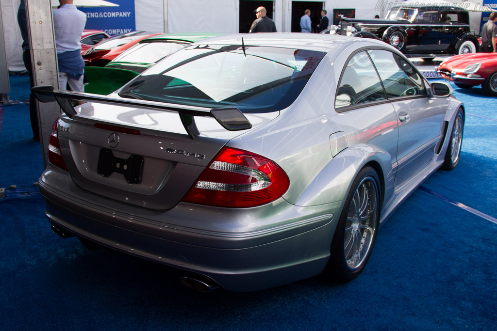 Mercedes benz clk dtm amg coupe chassis for Mercedes benz of monterey monterey ca