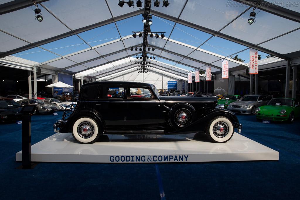 Packard Twelve 1108 Sport Sedan - Chassis: 1108-43   - 2015 Monterey Auctions