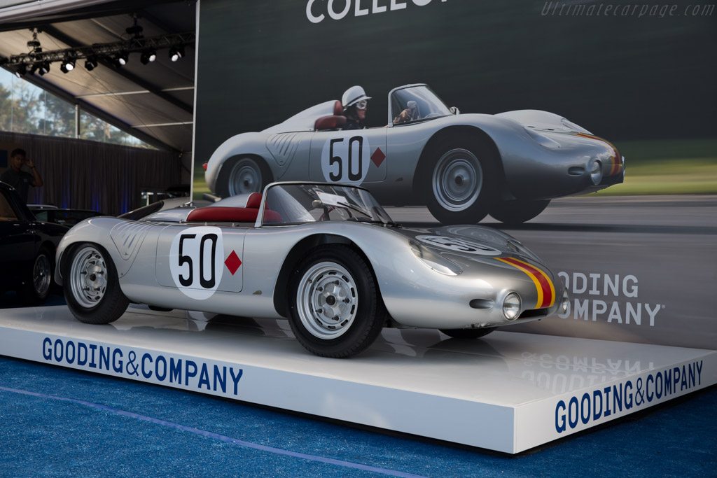 Porsche 718 RS 60 - Chassis: 718-044   - 2015 Monterey Auctions