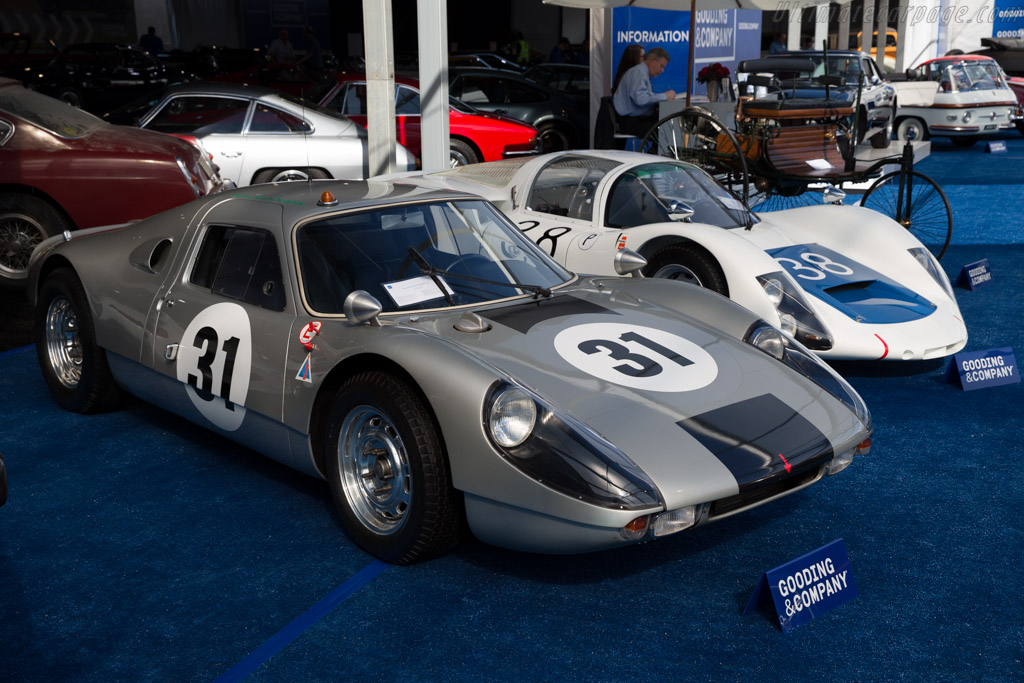 Porsche 904 GTS - Chassis: 904-006   - 2015 Monterey Auctions