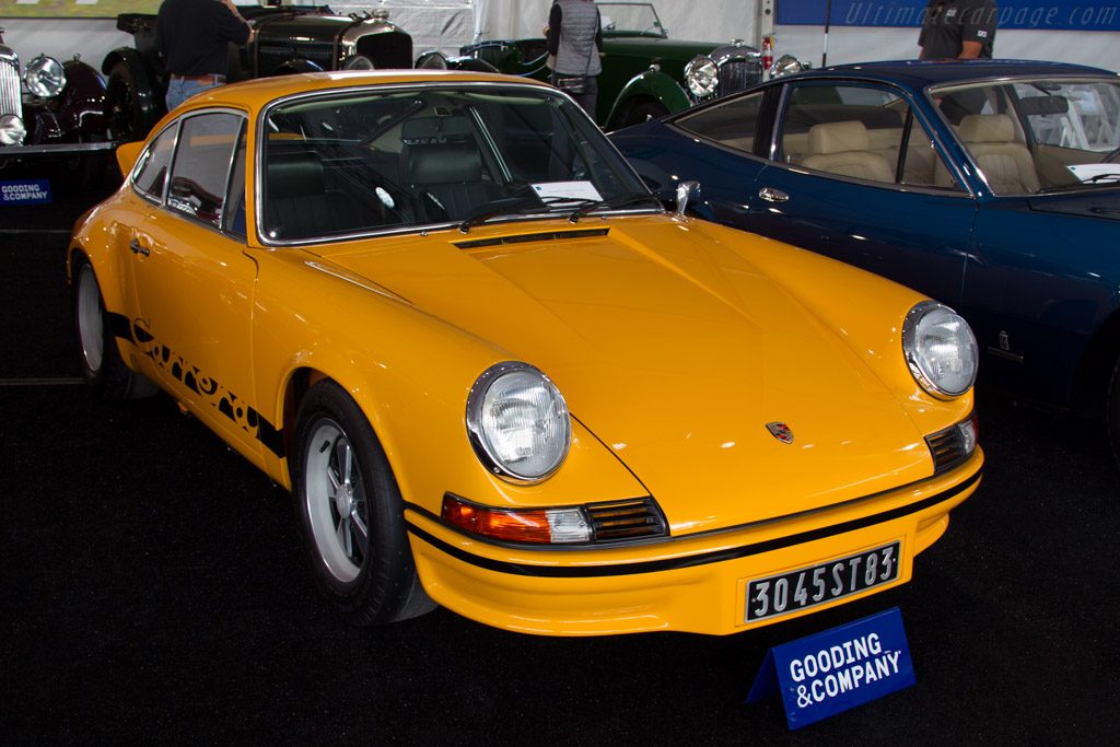Porsche 911 Carrera RS 2.7 Touring - Chassis: 911 360 0631   - 2015 Monterey Auctions