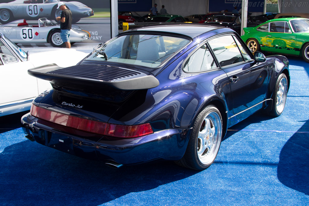 Porsche 911 Turbo 3.6 - Chassis: WP04AC2964RS480155   - 2015 Monterey Auctions