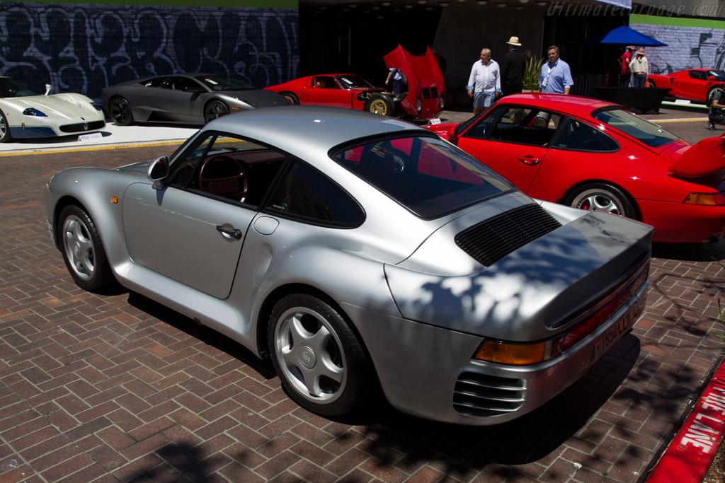 Porsche 959 - Chassis: WP0ZZZ95ZJS900154   - 2015 Monterey Auctions