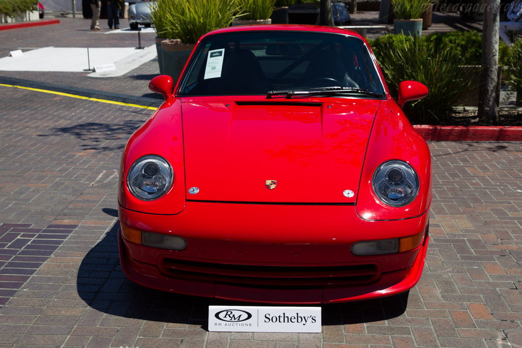 Porsche 993 Carrera RS 3.8 - Chassis: WP0ZZZ99ZTS390503   - 2015 Monterey Auctions