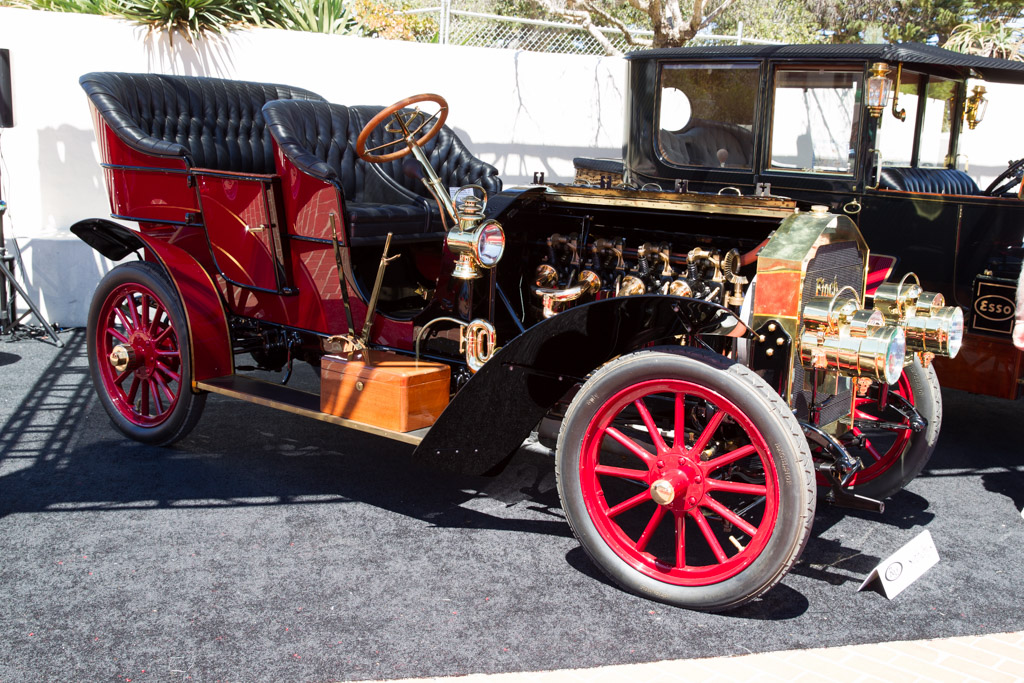 Pungs-Finch Limited Touring    - 2015 Monterey Auctions