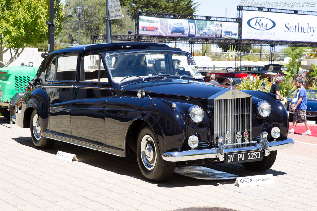 Rolls-Royce Phantom V James Young Sedanca de Ville - Chassis: 5AT76   - 2015 Monterey Auctions