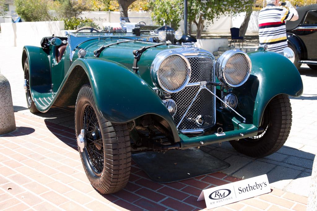 SS 100 Jaguar 3.5 Litre - Chassis: 39010   - 2015 Monterey Auctions