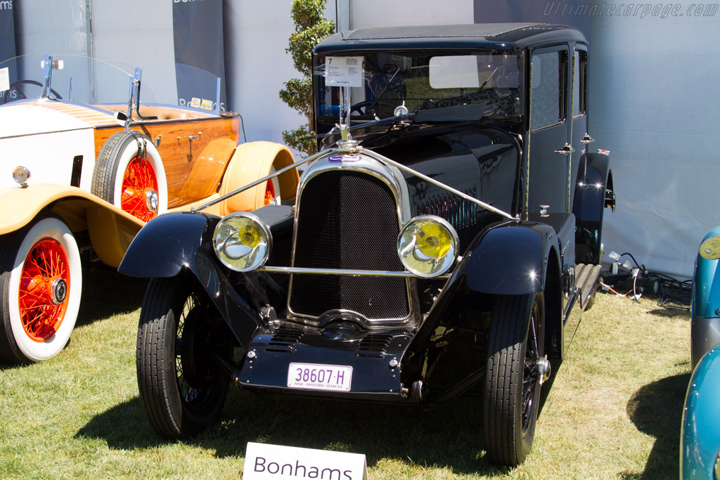 Voisin C14 Berline - Chassis: 27966   - 2015 Monterey Auctions