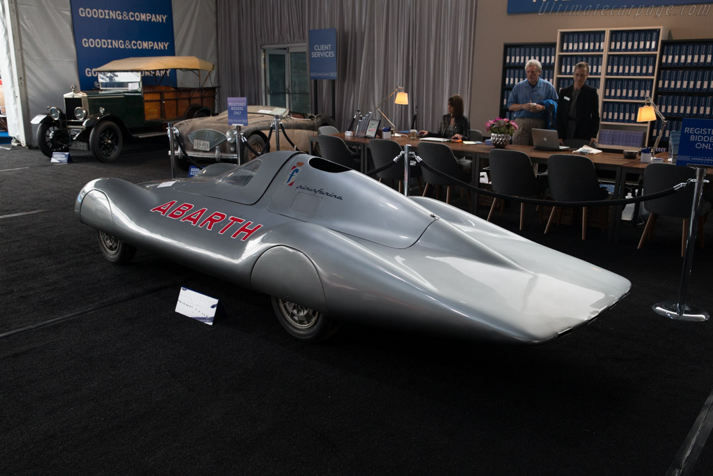 Abarth 1000 Bialbero Record - Chassis: E 1351   - 2016 Monterey Auctions