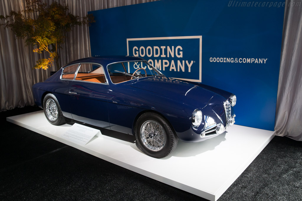 Alfa Romeo 1900 CSS Zagato Coupe - Chassis: AR1900C 01909   - 2016 Monterey Auctions