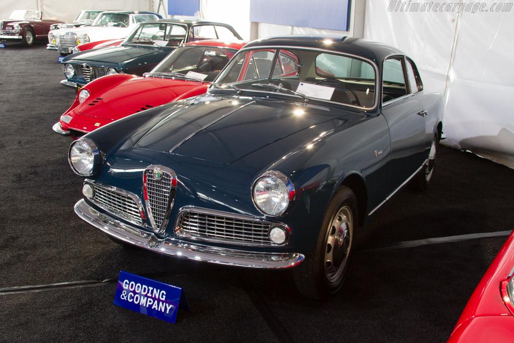 Alfa Romeo Giulia Sprint - Chassis: AR354273   - 2016 Monterey Auctions
